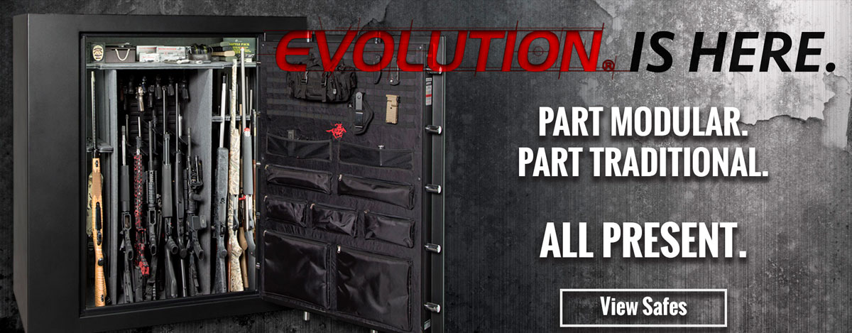Evolution Gun Safes