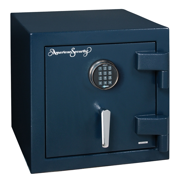 American Security AM2020E5 Safe - Fire Resistant Home Security Safe