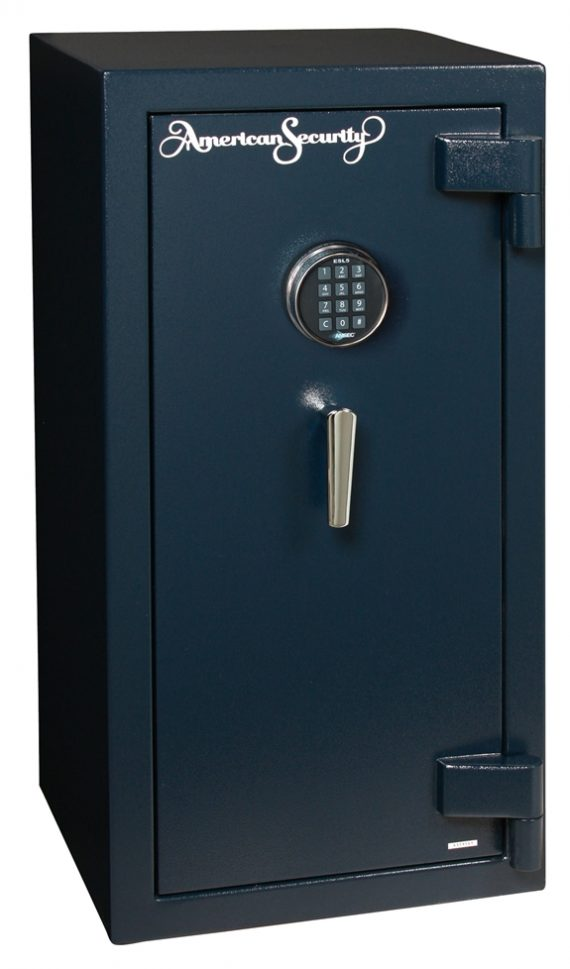 American Security AM4020E5 Fire Resistant Home Security Safe