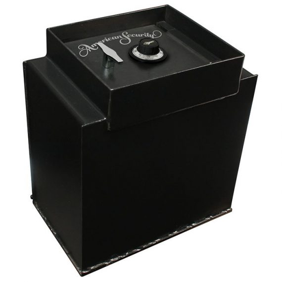 American Security B3800 Safe – Square Door Floor Safe