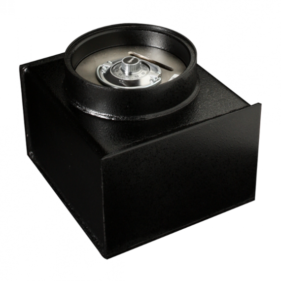 American Security B6 – Round Lift-Out Door Rectangular Body Floor Safes