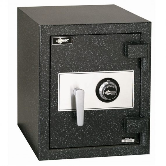 American Security BF1716 Gun Safe – RSC Burglary and 1 Hour Fire Safe