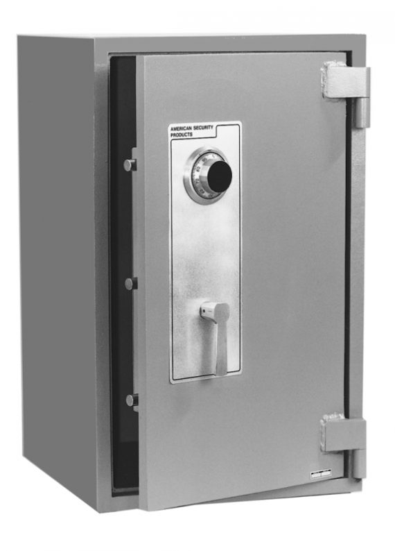 American Security BLB3024 B-Rated Premium Free Standing Security Chests