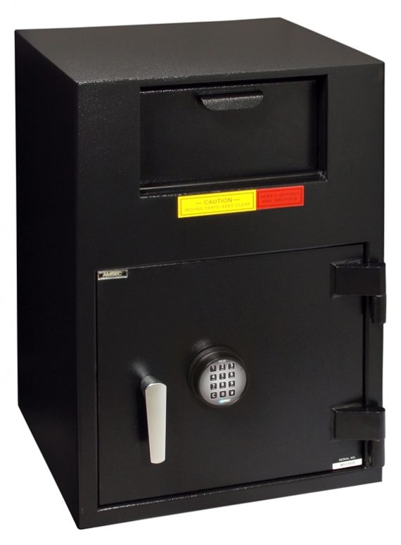 American Security BWB2020FLNL Safe- Front Loading Large Door Drop Safe – No Internal Locker