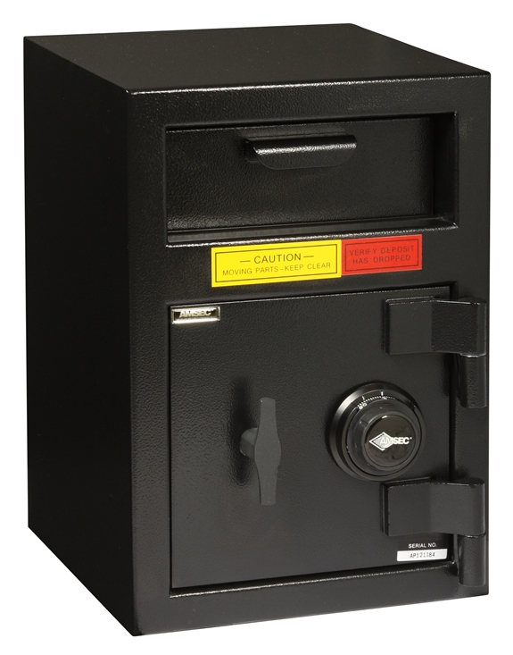 "American Security DSF2014C - ""B"" Rated Rotary Front Load Combination Depository Safe"