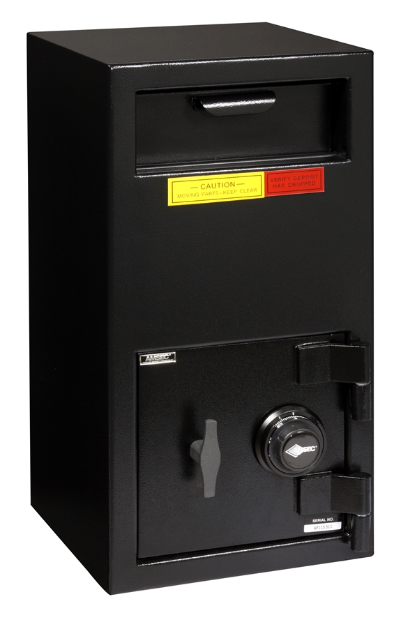 "American Security DSF2714C - ""B"" Rated Front Load Depository Drop Safe With Combination Entry"