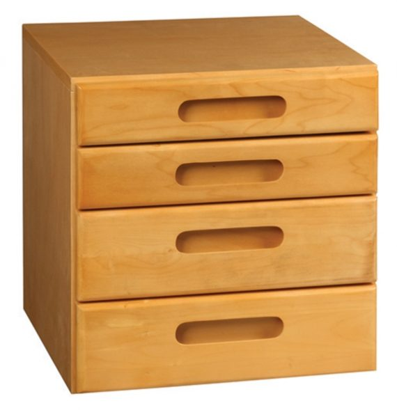 American Security – Storage Cabinets – 4 Drawer Version