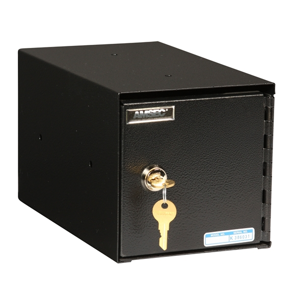 American Security TB0610-1T - Under Counter Safe - with Chicago 7 Pin Radial Cam Lock Key Retaining