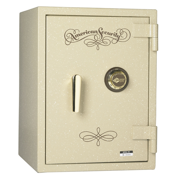 American Security UL1812XD Home Safe - 2-Hour Fire Safe
