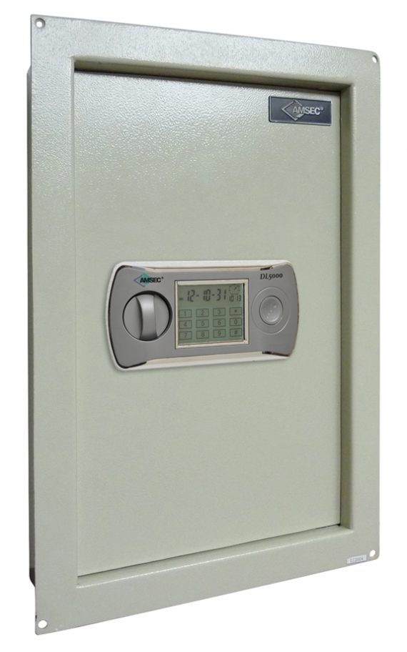 American Security WEST2114 Safe – Steel In-Wall Safe