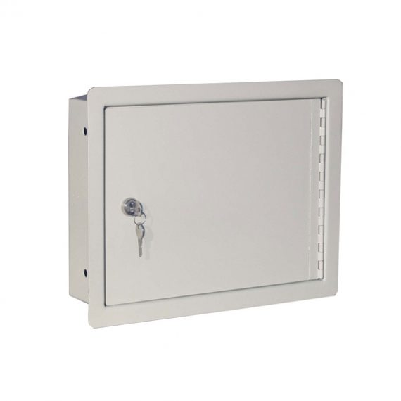 American Security WS1014 Safe – Steel In-Wall Safe