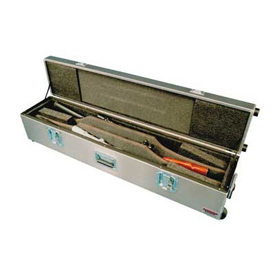 Americase AT-3GUN Aluma-Trans Three Gun Safari Case