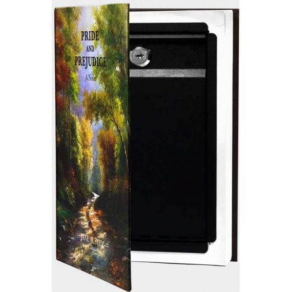 Barska AX11682 Real Paper Book Safe
