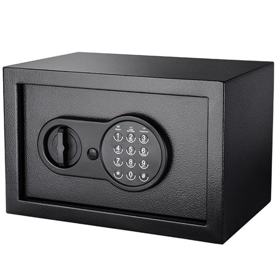 Barska AX12616 Compact Digital Keypad Safe