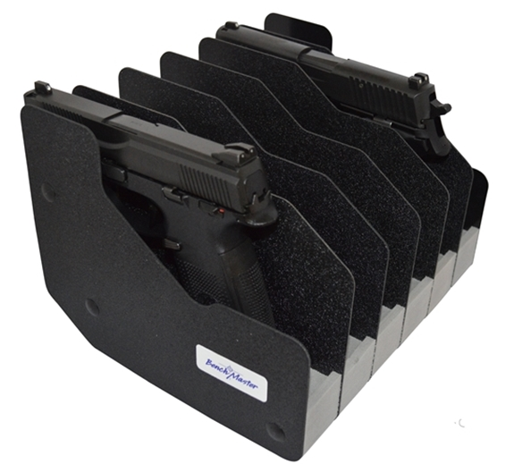 Benchmaster - 6 Gun Weapon Rack
