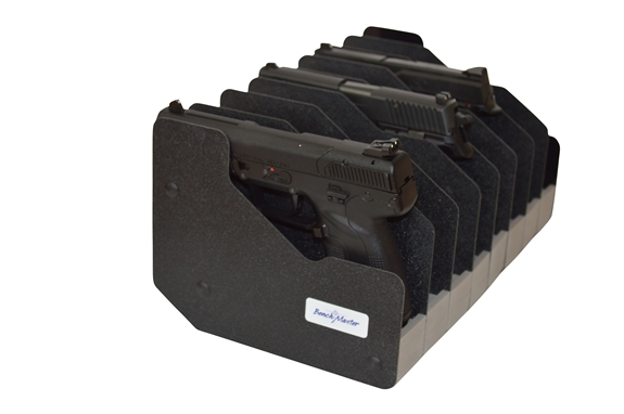Benchmaster - 8 Gun Weapon Rack