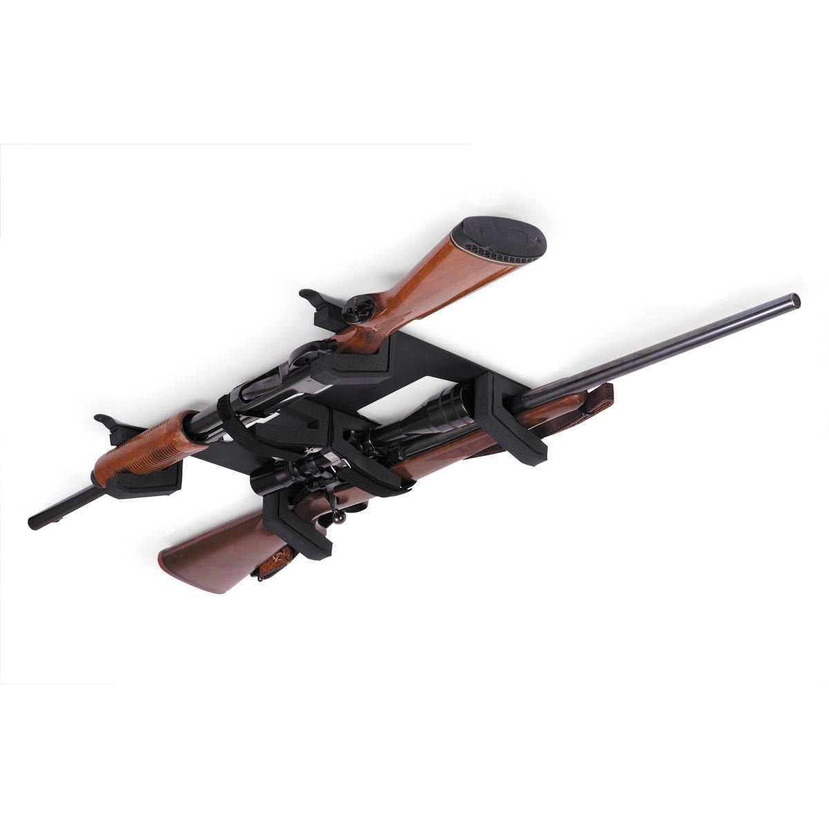 Big Sky Racks BSR-2 BSR Series 2-Gun Non-Locking Weapon Mount