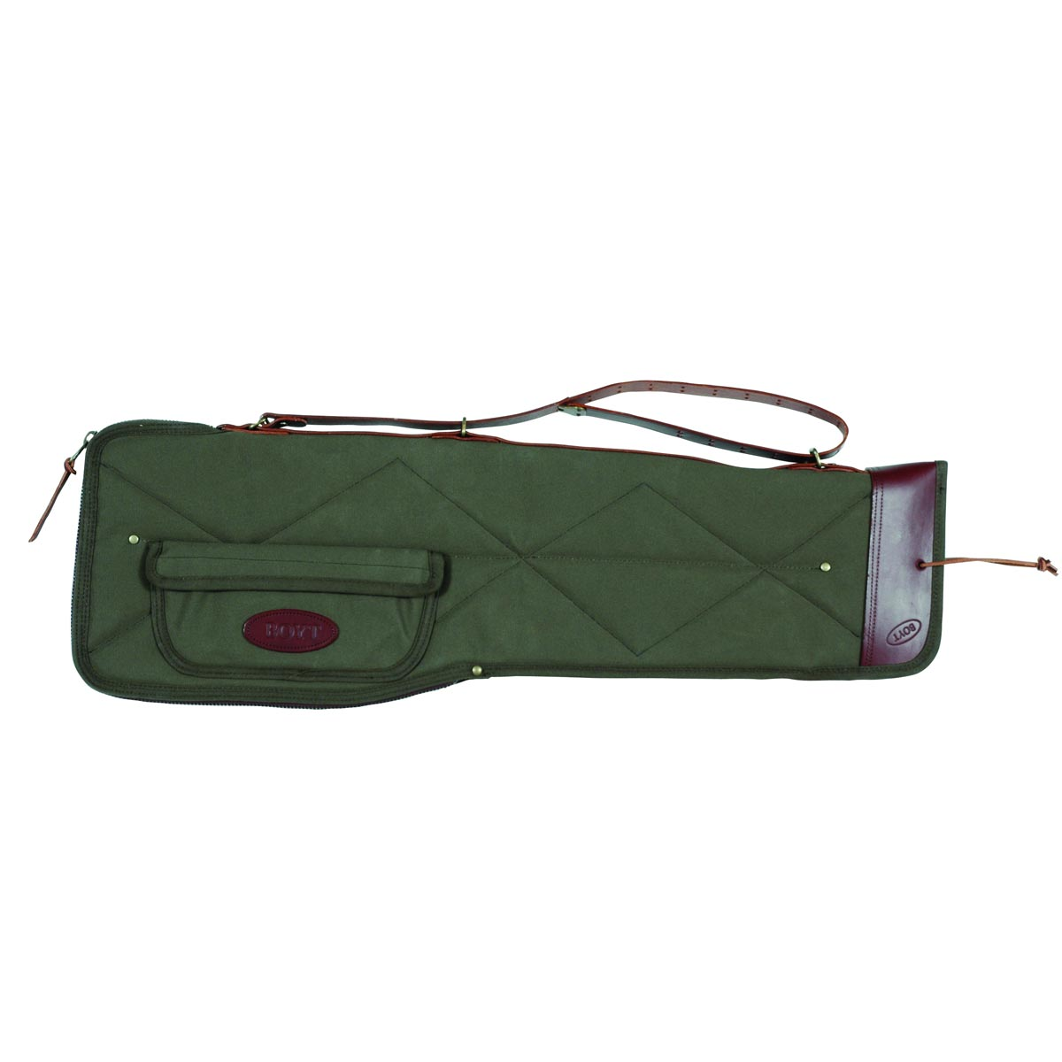 Boyt GC214WC Take-Down Canvas Gun Case