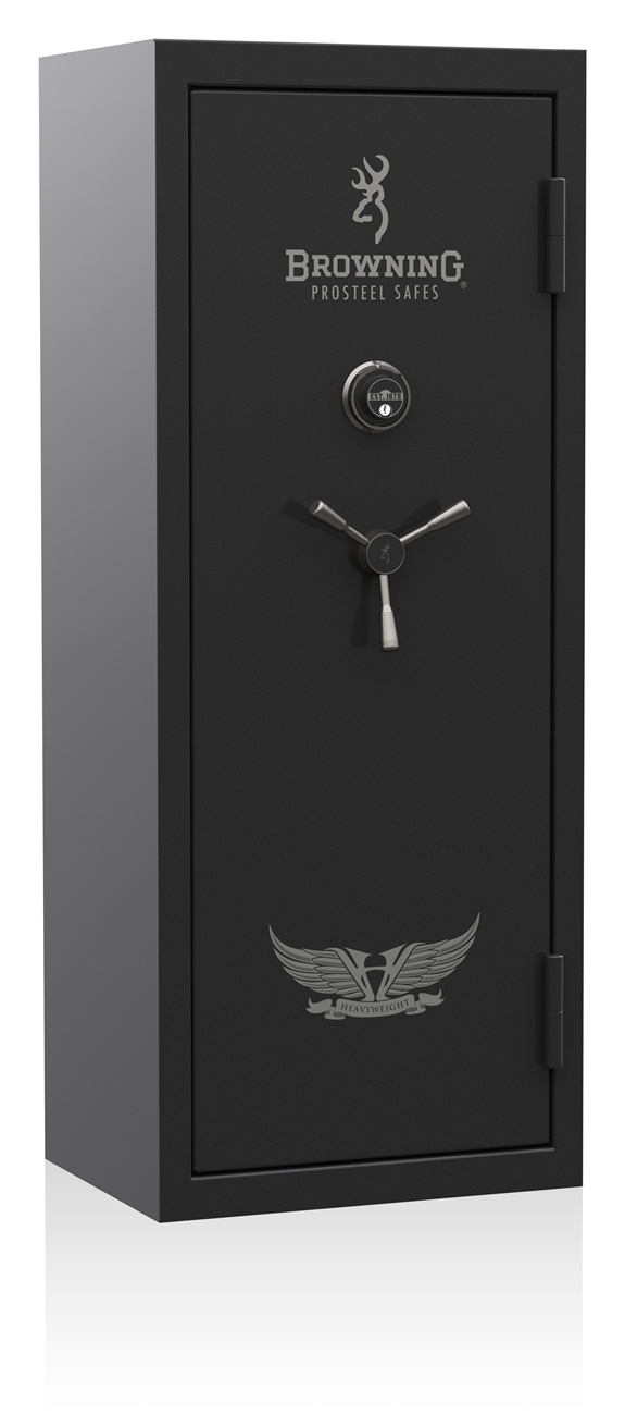 Browning HW19 Heavy Weight Series Closet Gun Safe : 19 (7/14+5) Gun