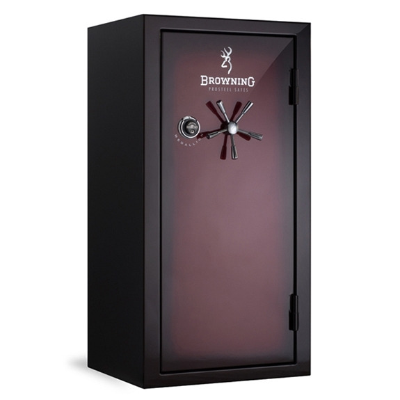 Browning M33 Gun Safe Medallion Series : 33 Gun Safe