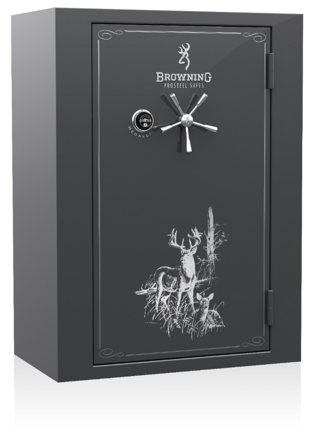 Browning M49 Gun Safe Medallion Series : 49 Gun Safe
