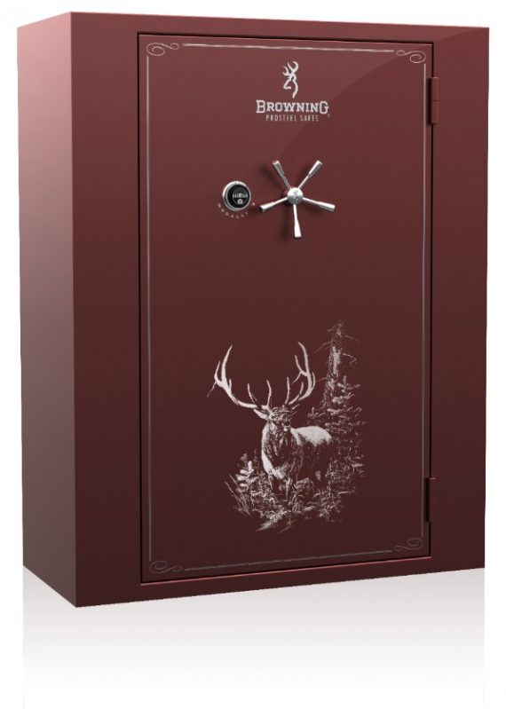Browning M65T Gun Safe Medallion Series : 65 Gun Safe