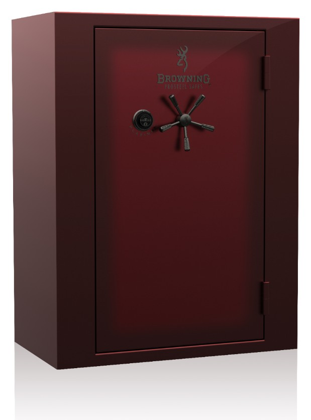 Browning PP49 Wide Gun Safe - Platinum Plus : 49 Gun Safe