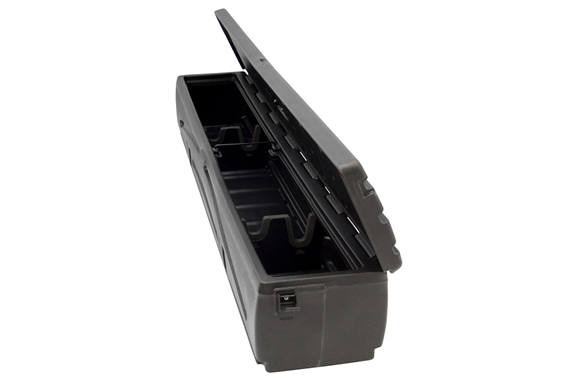 Du-Ha Behind-the-Seat Storage-Gun Case, 09-14 Ford F150 Regular Cab (with Lockable Lid)