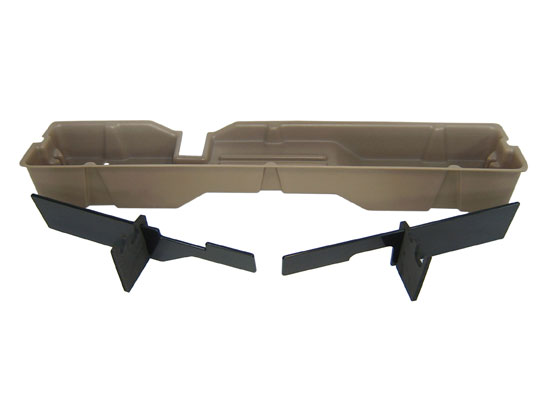Du-Ha Underseat Storage-Gun Case, 04-08 Ford F150 Supercab/SuperCrew and 06-08 Lincoln Mark LT