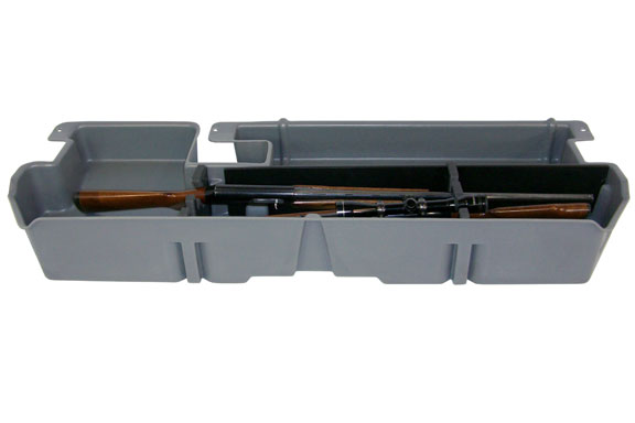 Du-Ha Underseat Storage-Gun Case, 07-17 Toyota Tundra Double Cab (Does Not Fit with Factory Sub-woofer)
