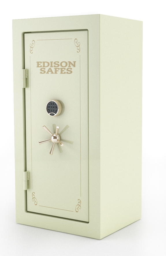 Edison Safes E603024 Elias Series 30-120 Minute Fire Rating - 33 Gun Safe
