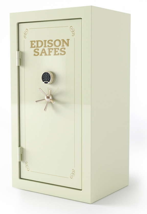 Edison Safes E6636 Elias Series 30-120 Minute Fire Rating - 56 Gun Safe