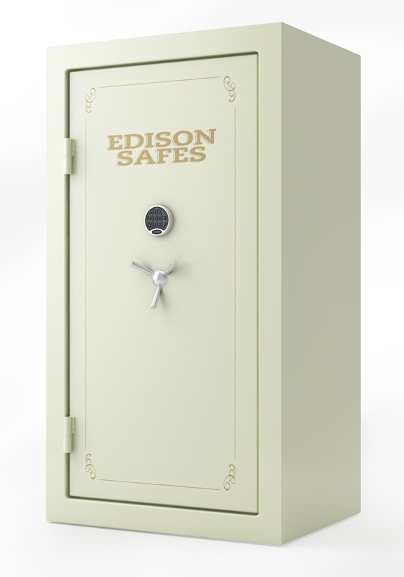 Edison Safes F7240 Foraker Series 30-120 Minute Fire Rating - 64 Gun Safe