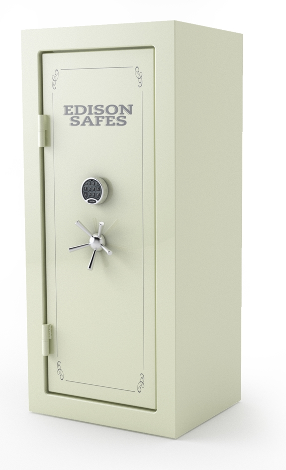 Edison Safes M6630 McKinley Series 30-120 Minute Fire Rating - 33 Gun Safe
