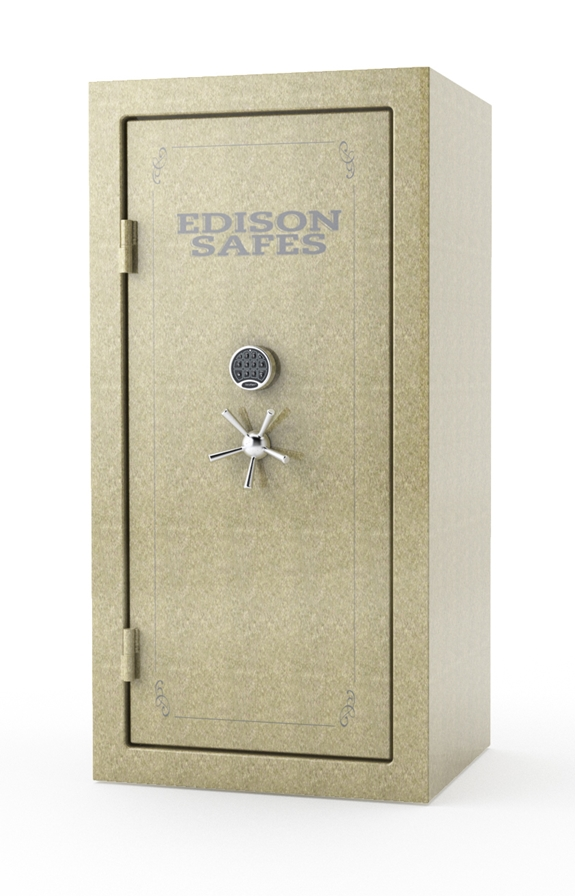 Edison Safes M7236 McKinley Series 30-120 Minute Fire Rating - 56 Gun Safe