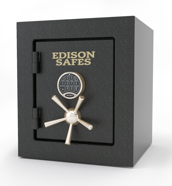 Edison Safes V2421 Vancouver Series 30-90 Minute Fire Rating - Home Safe