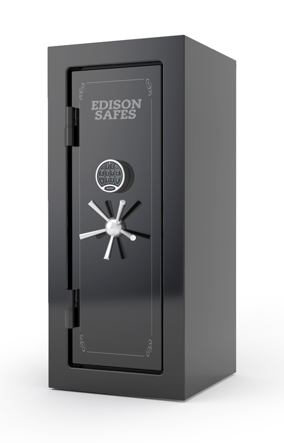 Edison Safes V4821 Vancouver Series 30-90 Minute Fire Rating - Home Safe