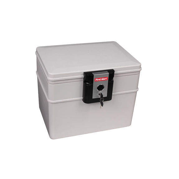 First Alert 2040F 1 Hour Fire and Water Media Chest - .14 Cubic Ft