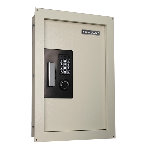 First Alert 2070AF Wall Safe