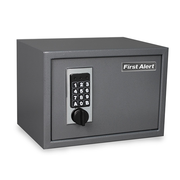 First Alert 2073F Safe Shelf Safe 0.62 Cubic Foot