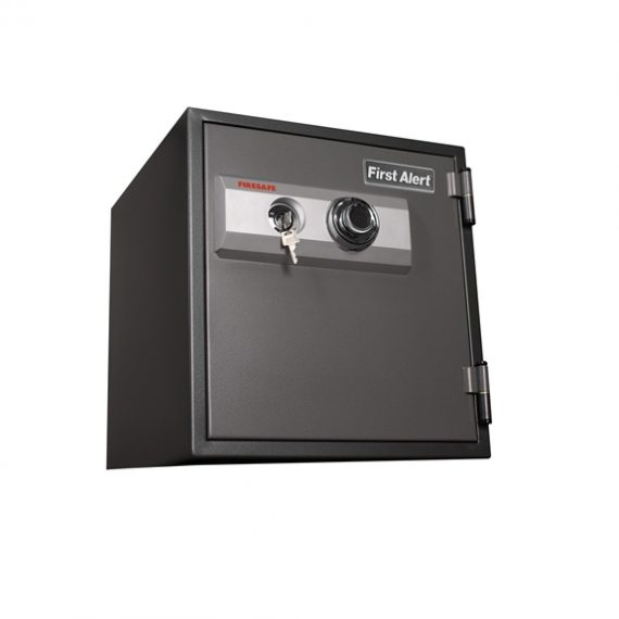 First Alert 2084F Safe 1 Hour Steel Fire Safe with Combination Lock – 1.22 Cubic Ft