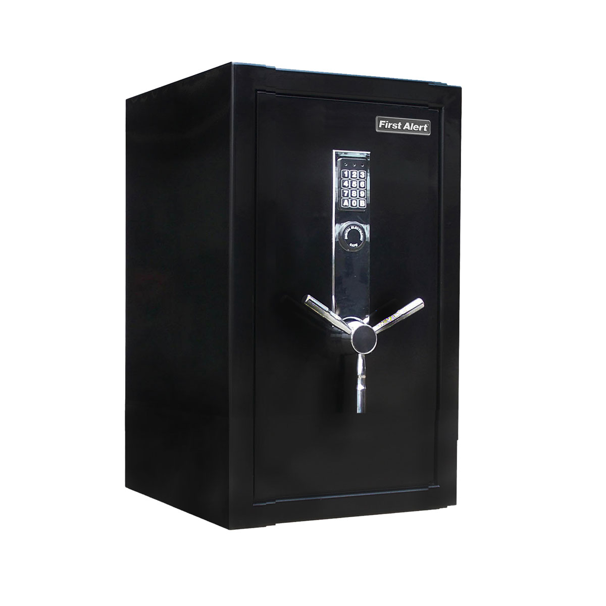 First Alert 2484DF 3.5 Cubic Ft. Digital Anti-Theft Executive Fire Safe