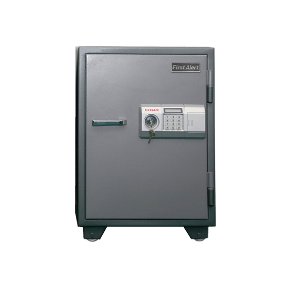 First Alert 2575DF Safe 2 Hour Steel Fire Safe - 2.7 Cubic Ft