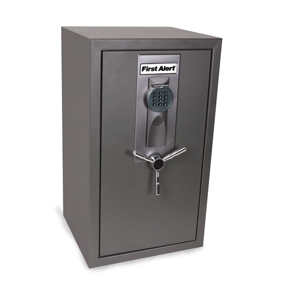 First Alert 2583DF 6.74 Cubic Feet Digital Anti-Theft Executive Fire Safe