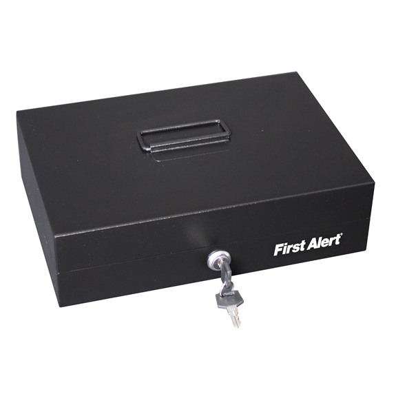 First Alert 3026F Cash Security Box