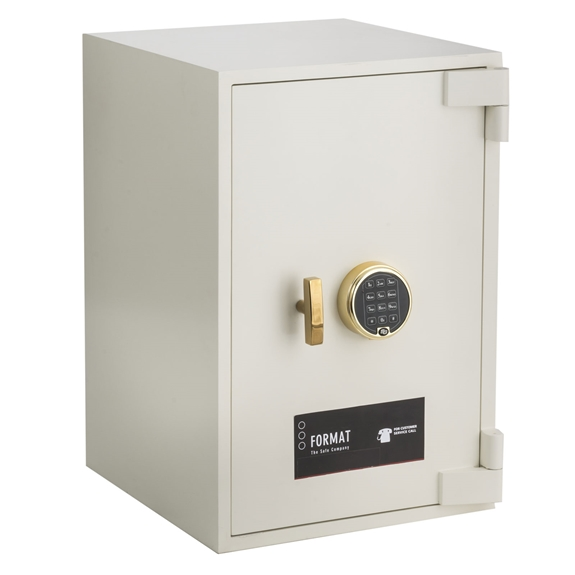 "Format - CB03 - Home Burglary Safe - 1/2"" Steel Body"