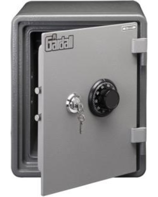 Gardall 1-Hour Microwave Fire safe MS129CK