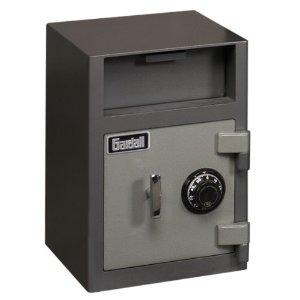 Gardall Under-Counter Depository & Utility B-Rated safe DS1210K