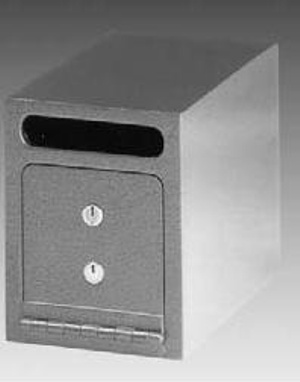 Gardall Under-Counter Depository & Utility B-Rated safe DS86K