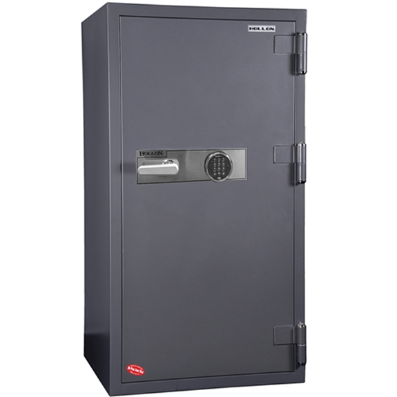Hollon HS-1400E 2 Hr. Fireproof Office Safe - 9.85 cu. ft.
